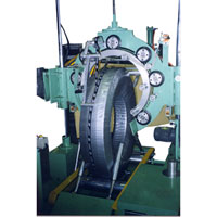 Tire Wrapping Machine > Bus Tire Wrapping Machine